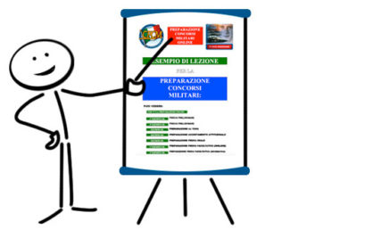 Concorsi Militari Preparazione Online: la formazione vincente
